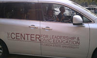 Photo of The Center's Van
